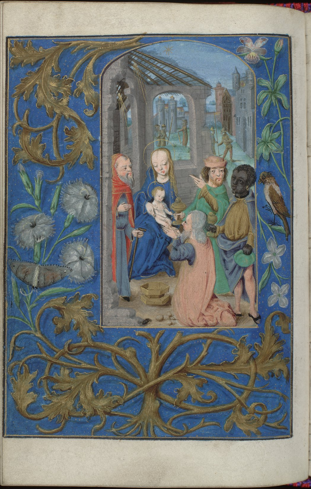Book of Hours: Flanders