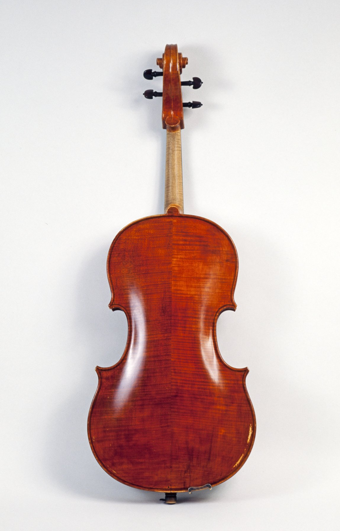 Reverse of Alto violin
