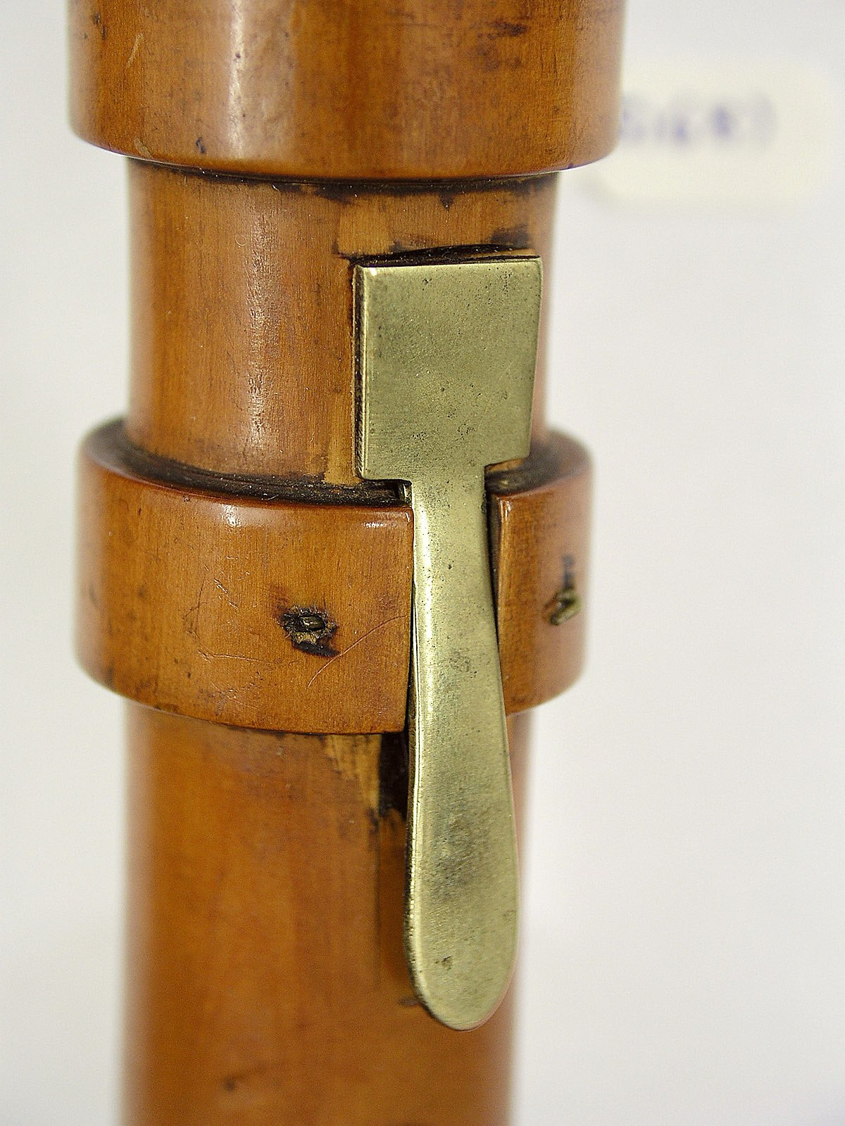 Detail of Clarinet
