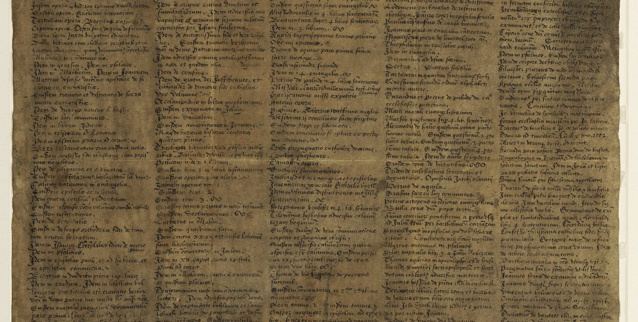 Clement Litil's Bequest Charter