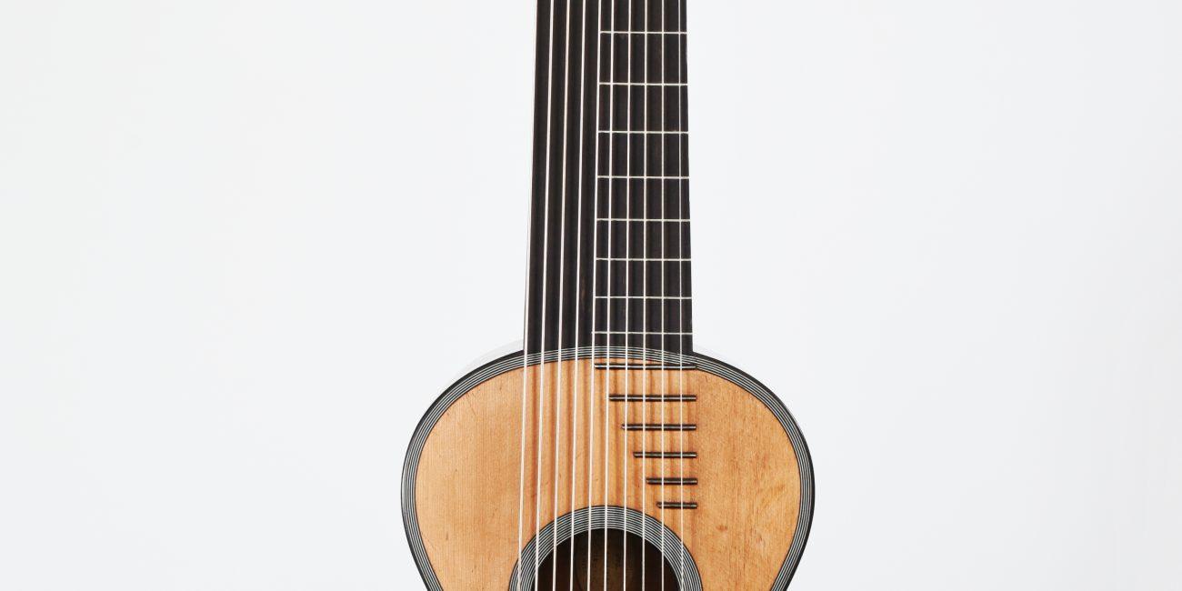 Guitar decacorde