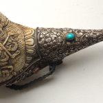 Dung-Dkar, Tibetan temple conch-shell trumpet